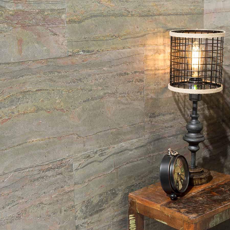 Aspect Stone Tile in Weathered Quartz